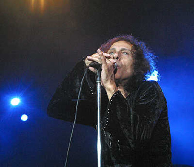 Poze Poze Dio - ronnie-the real singer