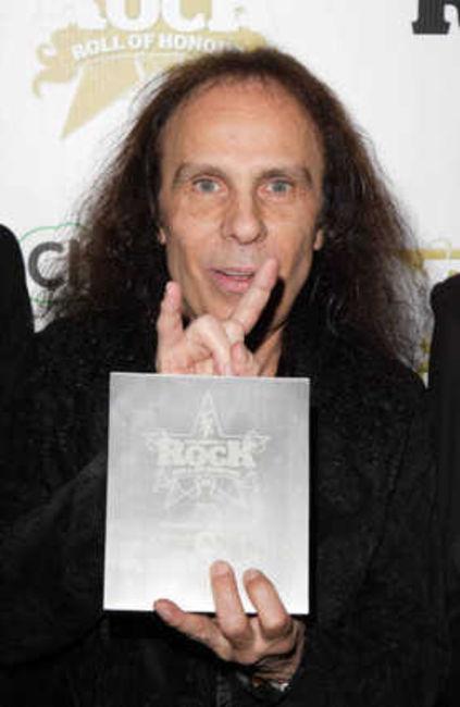 Poze Poze Dio - famous Ronnie