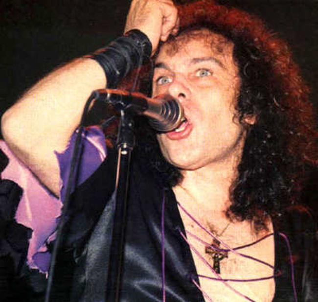 Poze Poze Dio - Dio at the Spectrum