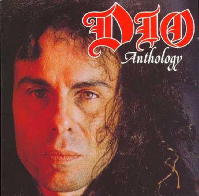 Poze Poze Dio - dio anthology