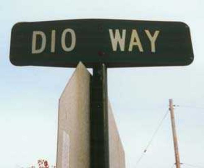 Poze Poze Dio - dio way