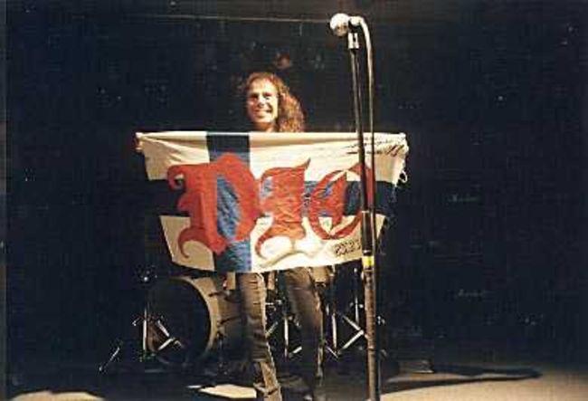 Poze Poze Dio - dio&the flag