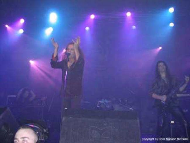 Poze Poze Dio - dramatic Dio live