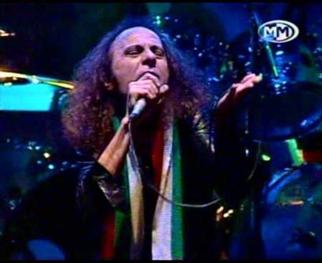 Poze Poze Dio - dio live Kavarna