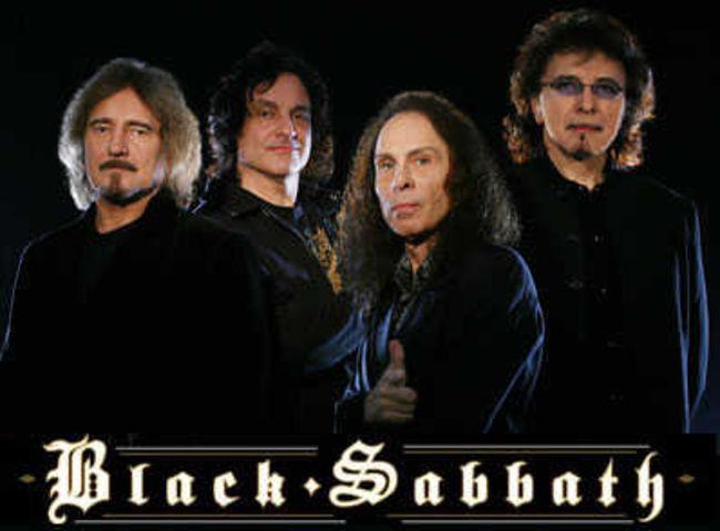 Poze Poze Dio - black sabbath