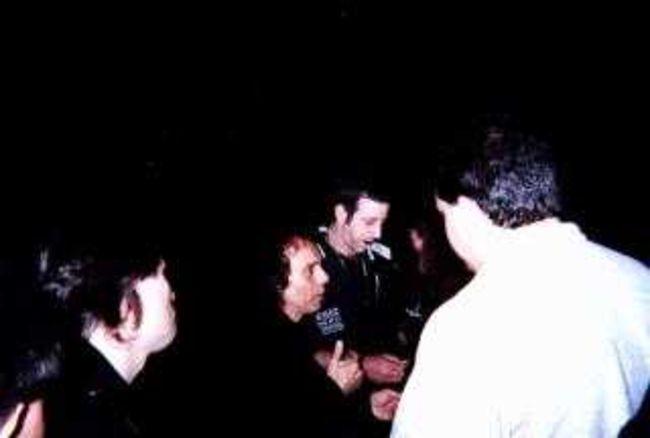Poze Poze Dio - autographs