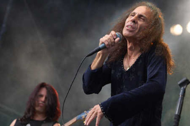 Poze Poze Dio - live tuska