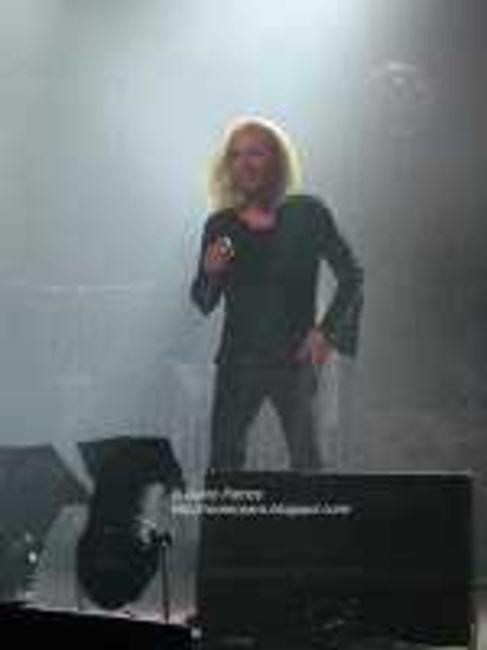 Poze Poze Dio - ronnie &heaven and hell live paris
