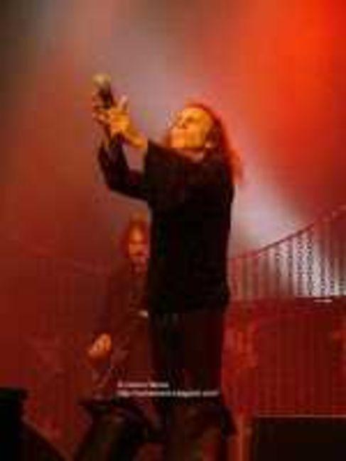 Poze Poze Dio - h&h dio live paris
