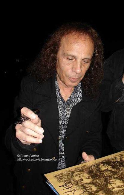 Poze Poze Dio - h&h dio autographs paris