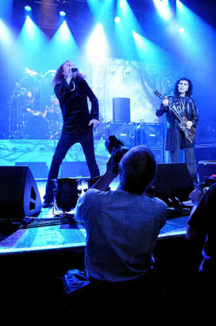 Poze Poze Dio - h&h live zurich-dio