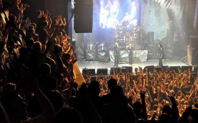Poze Poze Dio - live zurich