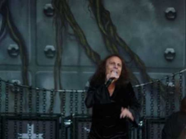 Poze Poze Dio - dio live berlin