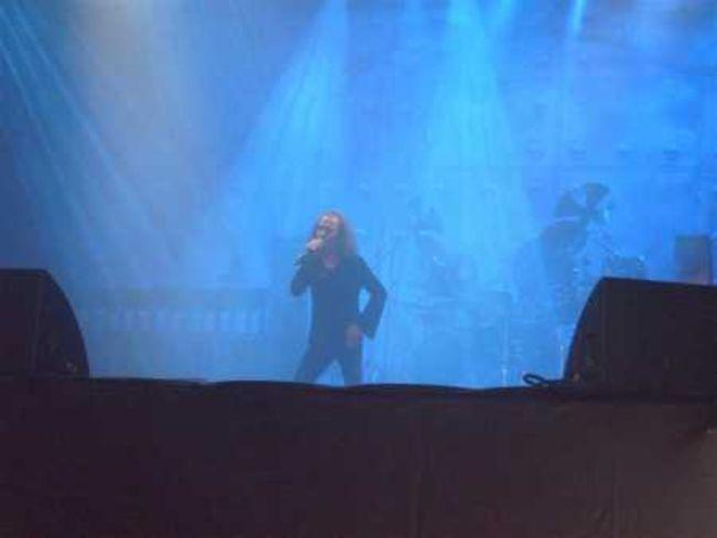 Poze Poze Dio - live