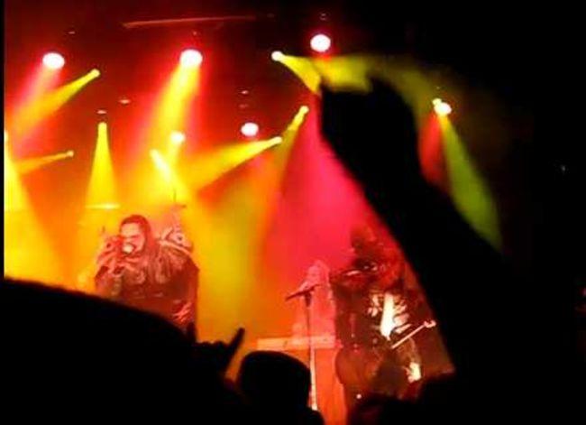 Poze Poze Lordi - concert deadache 1