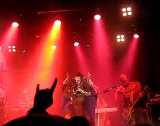 Poze Poze Lordi - concert deadache 5