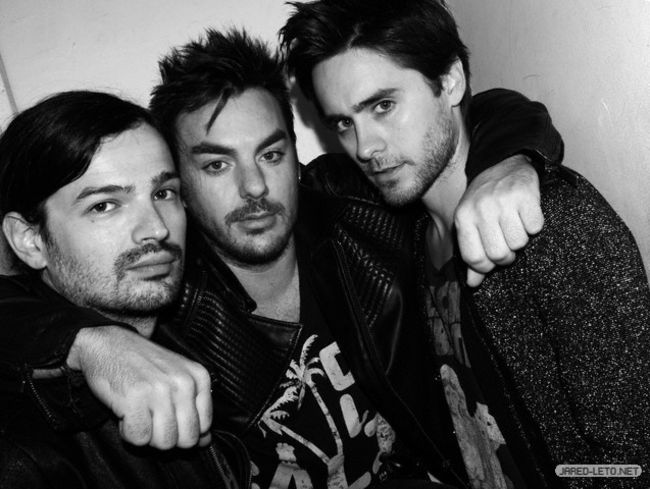 Poze Poze 30 Seconds to Mars - 30 Seconds to Mars