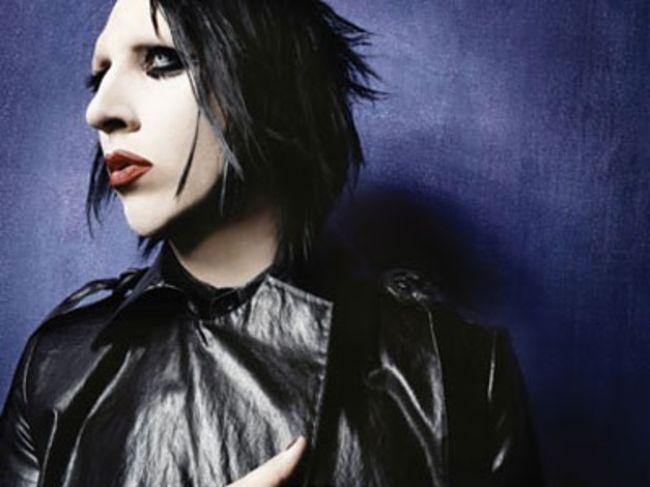 Poze Poze Marilyn Manson - v