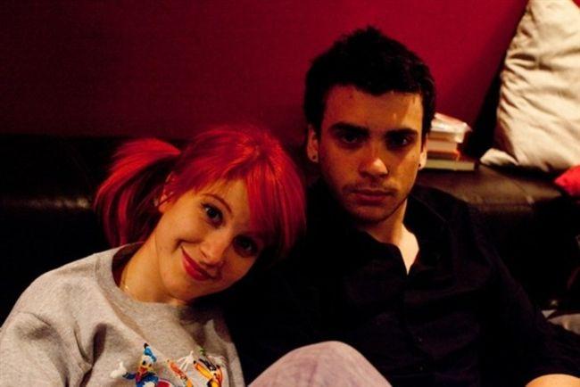 Poze Poze Paramore - Hayley&Taylor