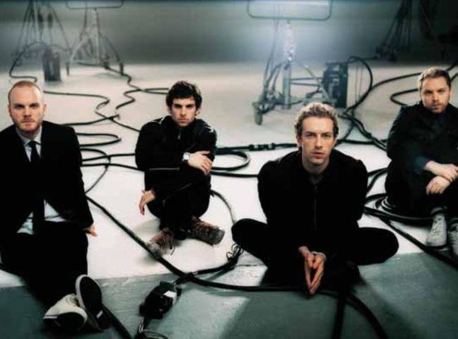 Poze Poze Coldplay - Coldplay