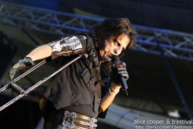 Poze Poze Alice Cooper - Alice Cooper