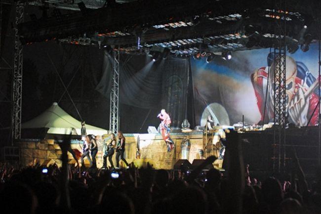 Poze Poze Iron Maiden - Iron Maiden Live la Bucuresti 2008