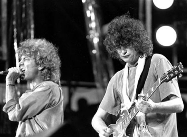 Poze Poze Led Zeppelin - Led Zeppelin