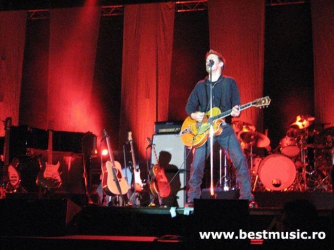 Poze Poze Bryan Adams - Bryan Adams, zilele Bucurestiului, 20-21 septembrie 2008