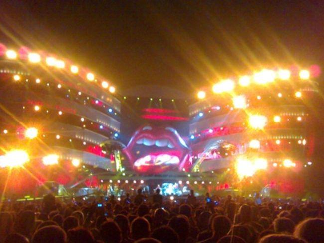 Poze Poze Rolling Stones - rolling stones in concert