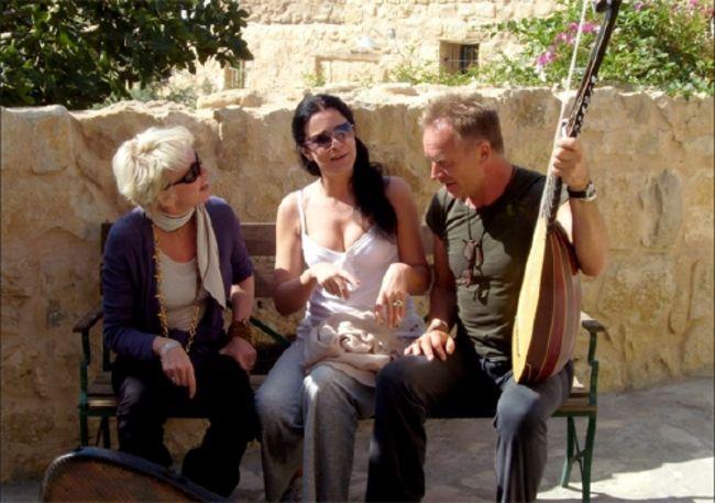 Poze Poze Sting - Sting si Angela Gheorghiu
