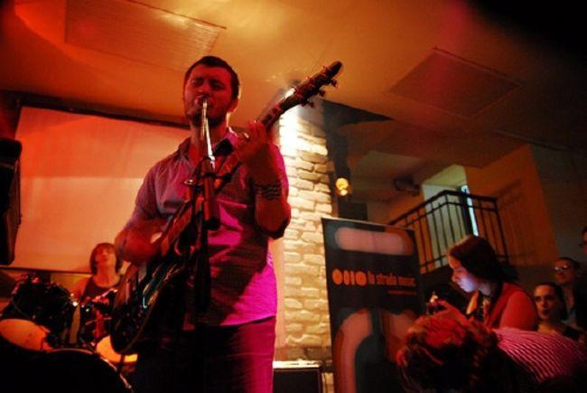 Poze Poze The Pixels - Lansare The Pixels Fire Exit, concert la B52, Bucuresti 28 mai 2008