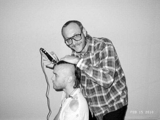 Poze Poze 30 Seconds to Mars - Jared Leto in timpul.. #3