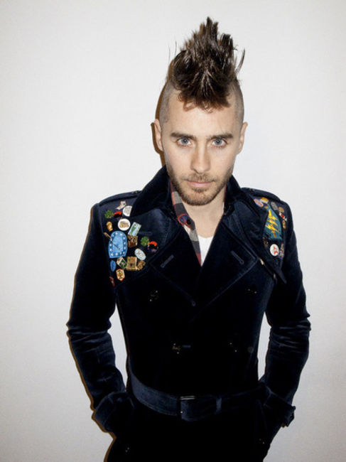Poze Poze 30 Seconds to Mars - Jared Leto pregatit pentru turneul Into The Wild