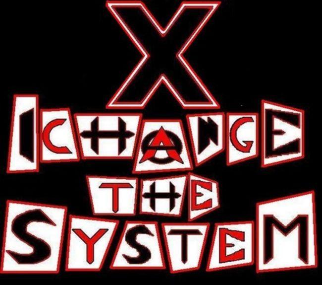 Poze Poze I Change The System - Logo