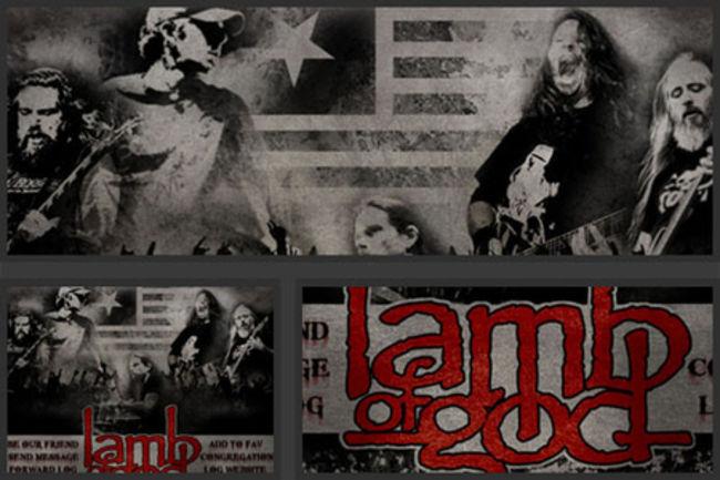 Poze Poze Lamb of God - LOG