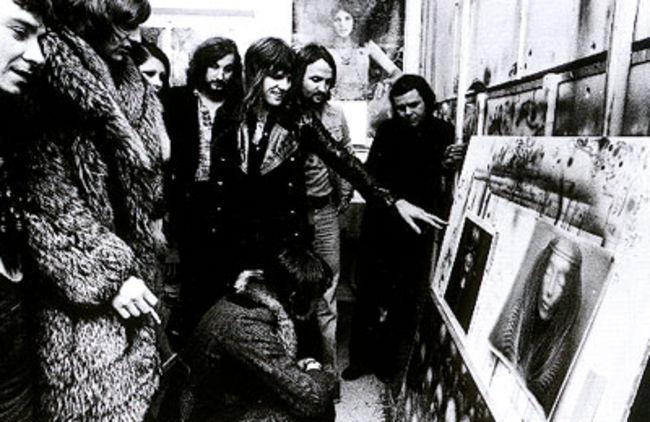 Poze Poze Emerson Lake and Palmer - emerson