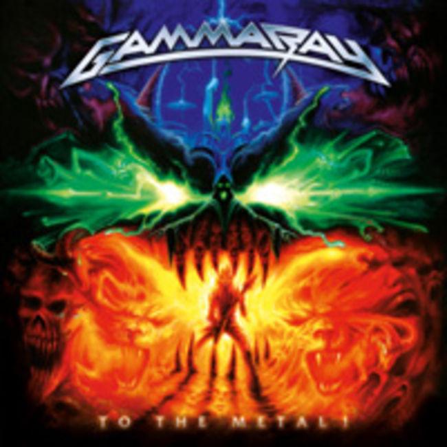 Poze Poze Gamma Ray - Cover