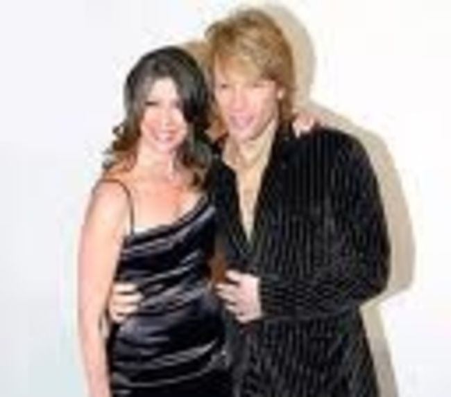 Poze Poze Bon Jovi - jon @ wife