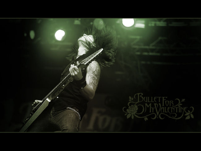 Poze Poze Bullet for My Valentine - matt tuck