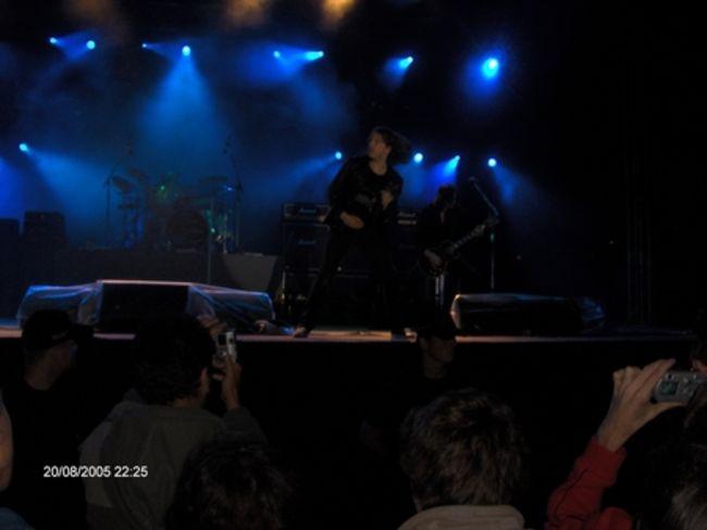 Poze Poze Europe - Concert Brasov 2005
