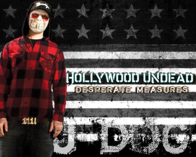 Poze Poze Hollywood Undead - Hollywood Undead-J-Dog