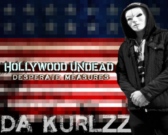 Poze Poze Hollywood Undead - Hollywood Undead-Da Kurlzz