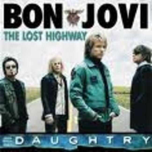 Poze Poze Bon Jovi - lost highway