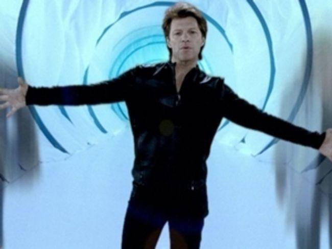 Poze Poze Bon Jovi - superman tonight