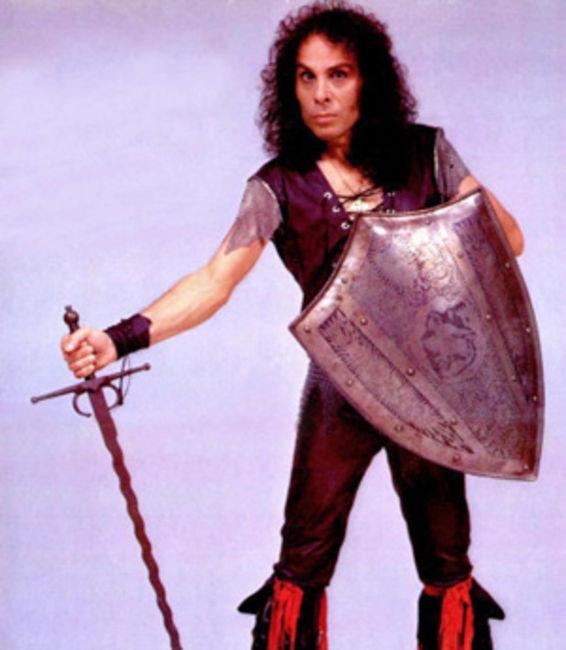 Poze Poze Dio - Dio the god of rock