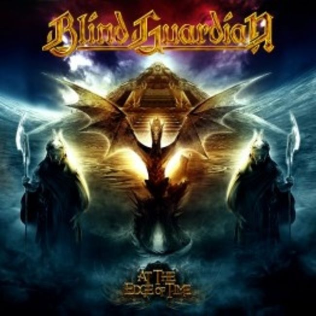 Poze Poze BLIND GUARDIAN - At The Edge Of Time
