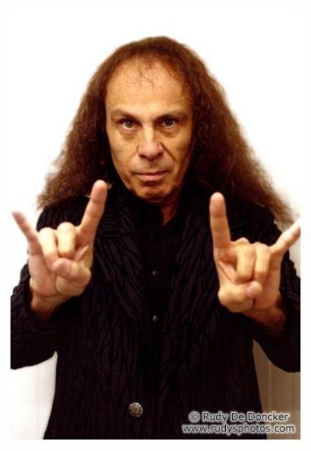 Poze Poze Dio - Rock on