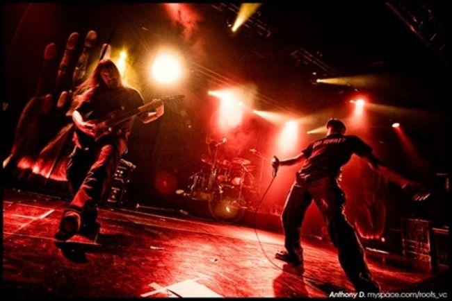 Poze Poze Meshuggah - meshuggah!!!