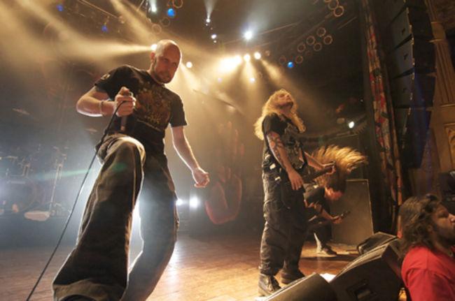 Poze Poze Meshuggah - in death is death