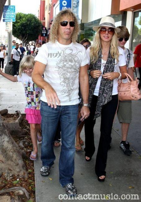 Poze Poze Bon Jovi - david bryan & family